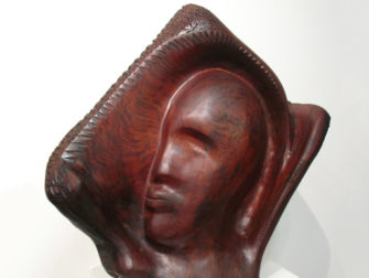Saul Atkinson Sculpture