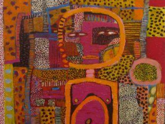 Yolande Barker Artist