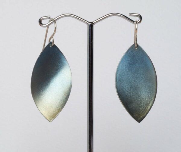 Amilia Adams Ellipse Pointed Earings