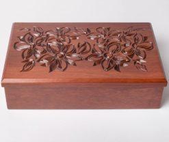 Andrew Prusenko   Flower Jewellery Box Fine Art