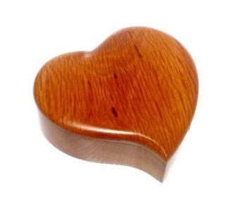 Andrew Prusenko   Sheoak Heart Box Fine Art