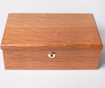 Andrew Prusenko   Sheoak Jewellery Box Fine Art