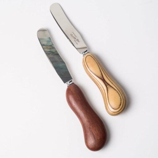 Chris Reid Timber Pate Knives