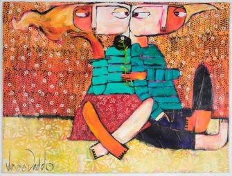 Janine Daddo   One of a Kind Fine Art