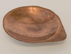 Michelle Gauntlett   Copper Silver Dish Fine Art