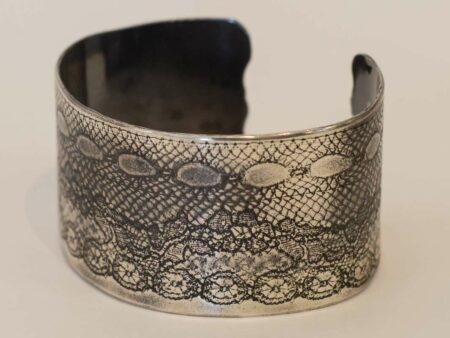 Michelle Gauntlett Rolled Antique Cuff
