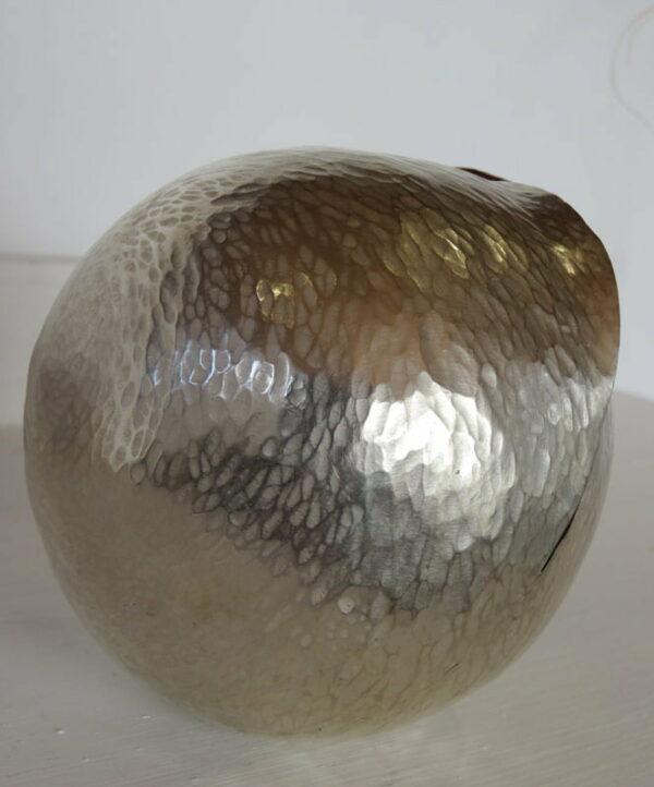 Michelle Gauntlett Silver Copper Sphere