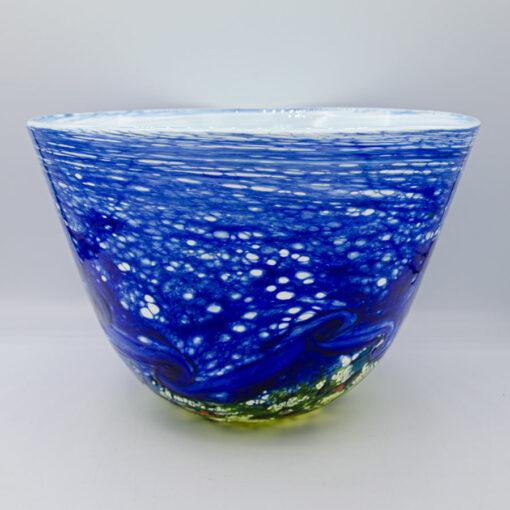 Peter Reynolds Large Bowl Glass