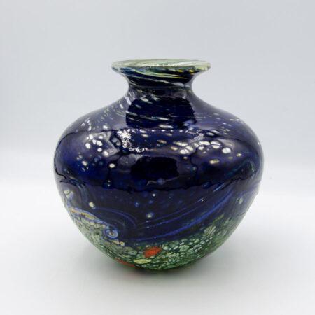 Peter Reynolds Small Vase Glass