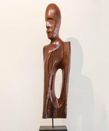 Saul Atkinson Man O Man Sculpture Side