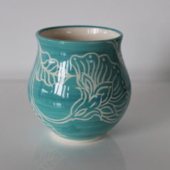 Dariya Gratte   Mishima Cup Fine Art