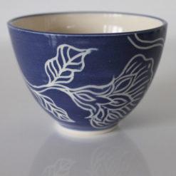 Dariya Gratte   Mishima Tea Bowl Fine Art