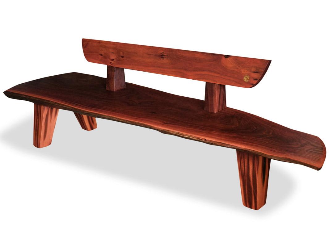Gpr outdoor bench seat fine art