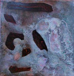 Bec Juniper   Conversations on Granite at Redgate Fine Art