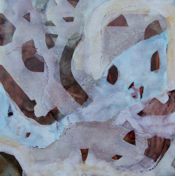 Bec Juniper Estuary Painting
