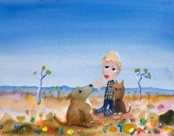 Helen Norton   Love of Dogs Fine Art