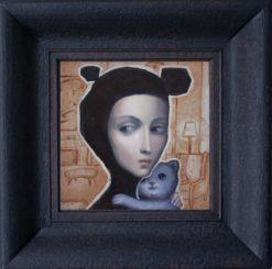 Lauren Wilhelm   Its My Life II Fine Art