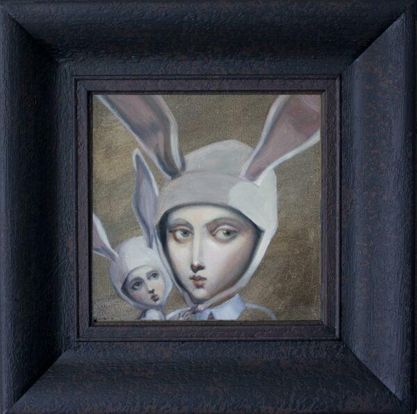 Lauren Wilhelm Little Wonders Painting