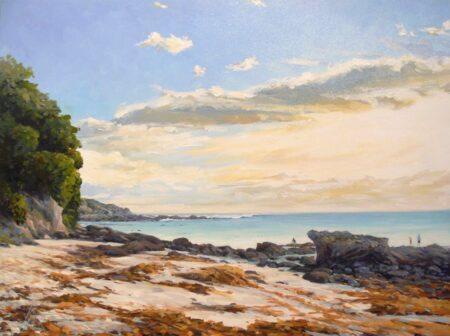 Peter Scott Treasure Hunters Painting