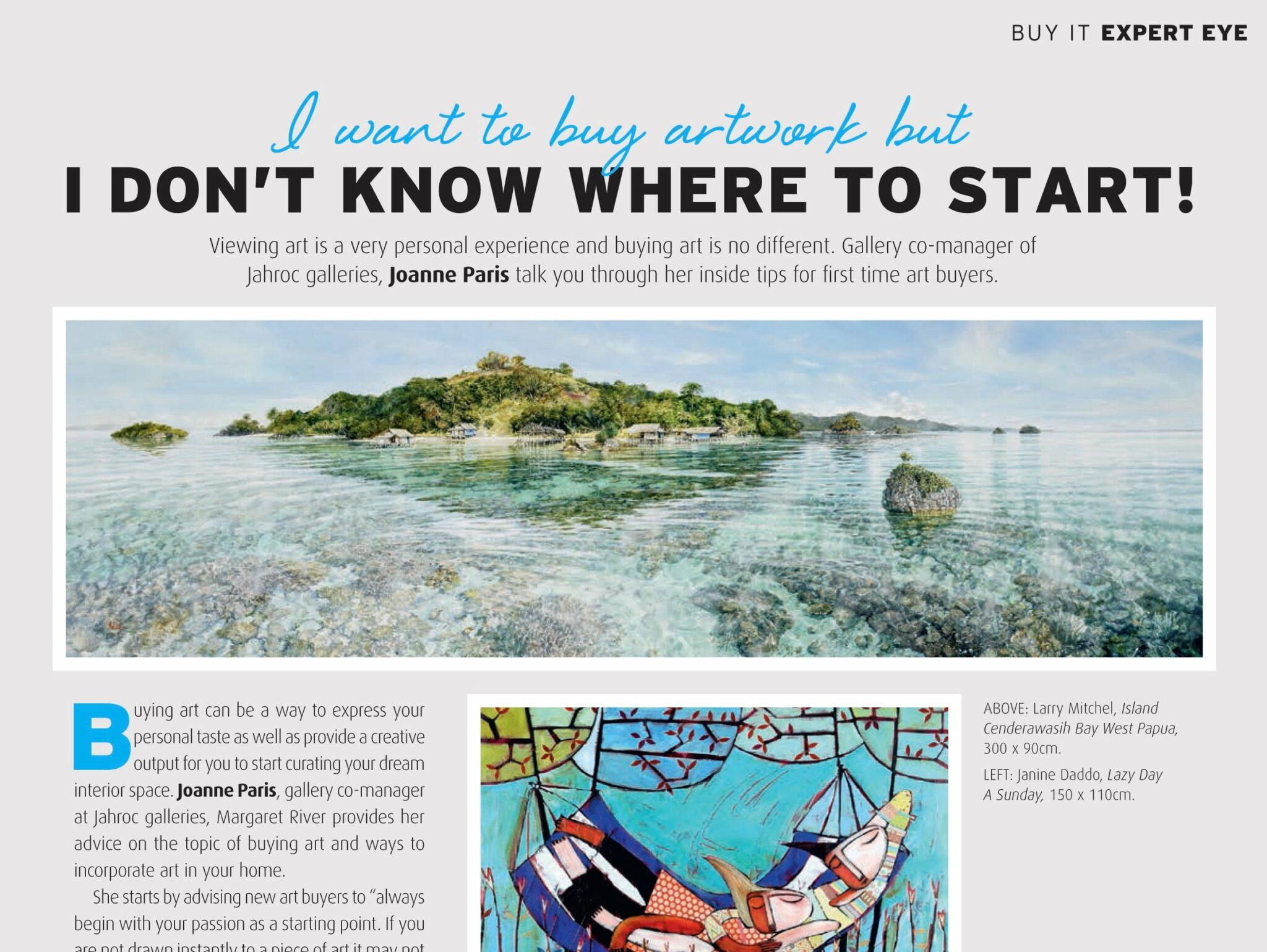 Art Edit 2017 Buying Artwork Advice From Jo Paris