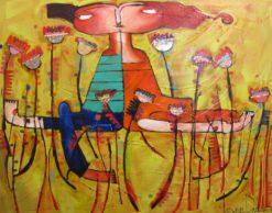 Janine Daddo   The Kiss Fine Art