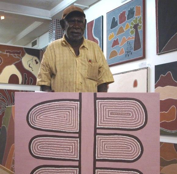 Billy Duncan Aboriginal Artist