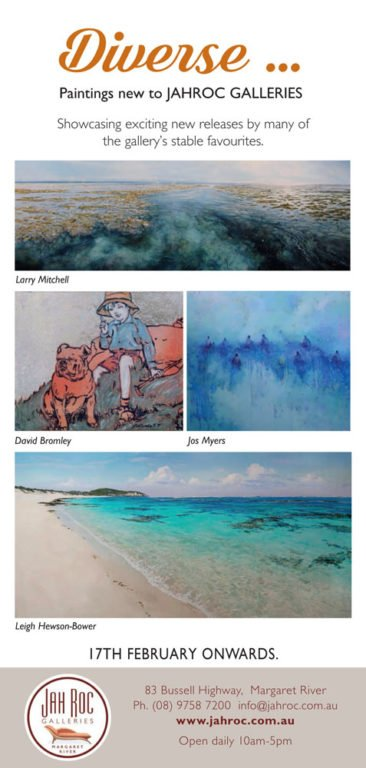 Diverse Exhibition Leeuwin New Paintings 366x768
