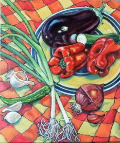 Susan Tingay   Ratatouille Fine Art