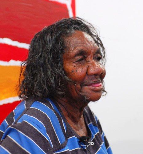 Wakartu Cory Surprise Aboriginal Artist