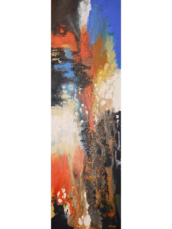 Astrid Dahl Vindication Painting