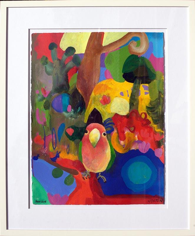 Helen Norton - Love Bird • Fine Furniture Design | Fine Art ...