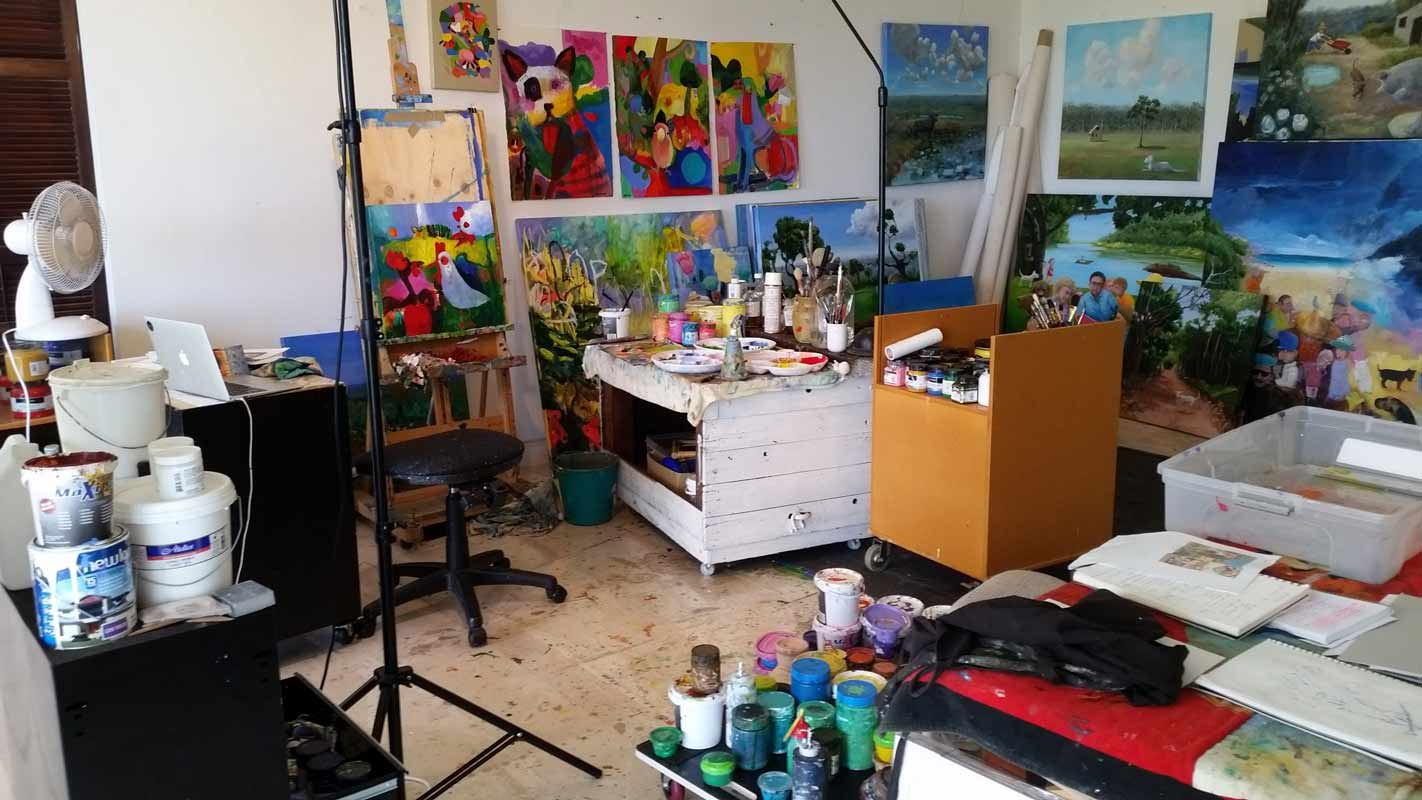 Helen Norton Studio Image