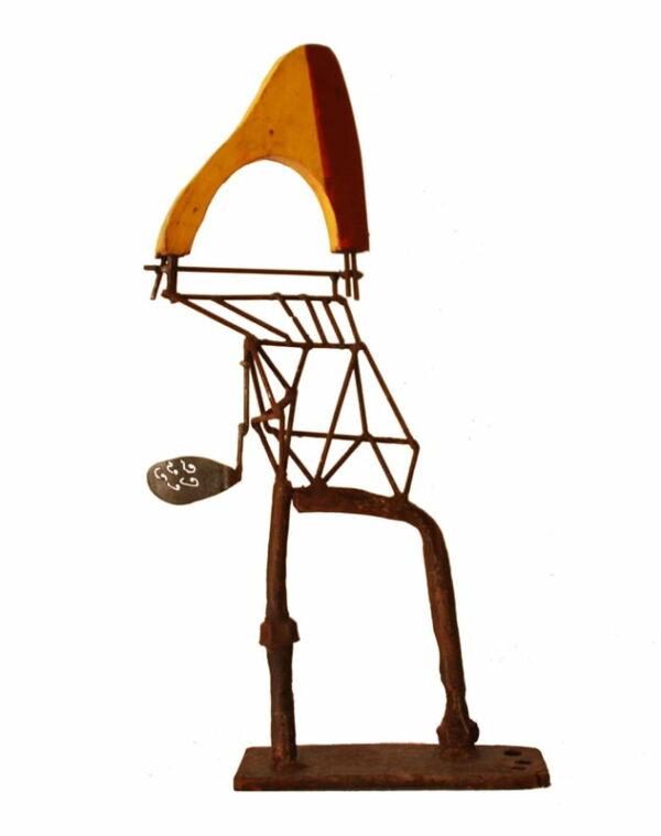 Jon Denaro Conditionally Accepted Repair Sculpture