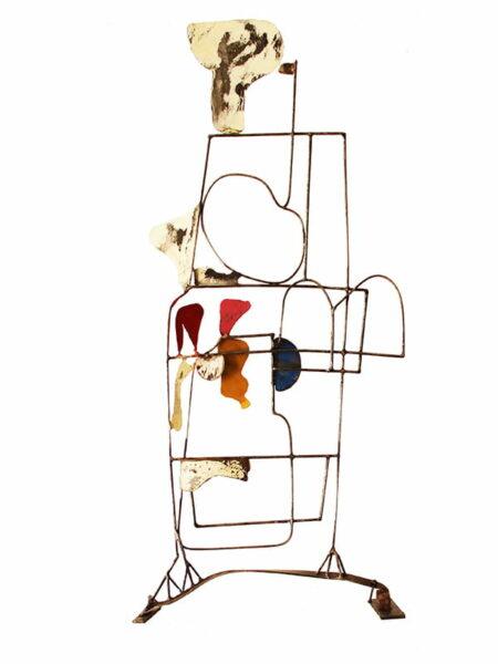 Jon Denaro Hullness Of Cellular Survival Sculpture