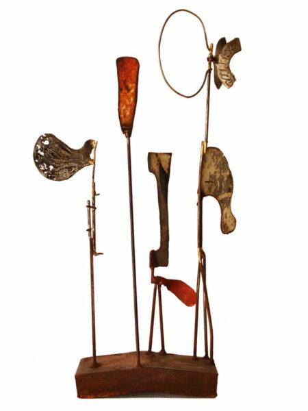 Jon Denaro Lazy Realisations Over Primordial Habits Sculpture