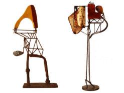 Jon Denaro Sculpture