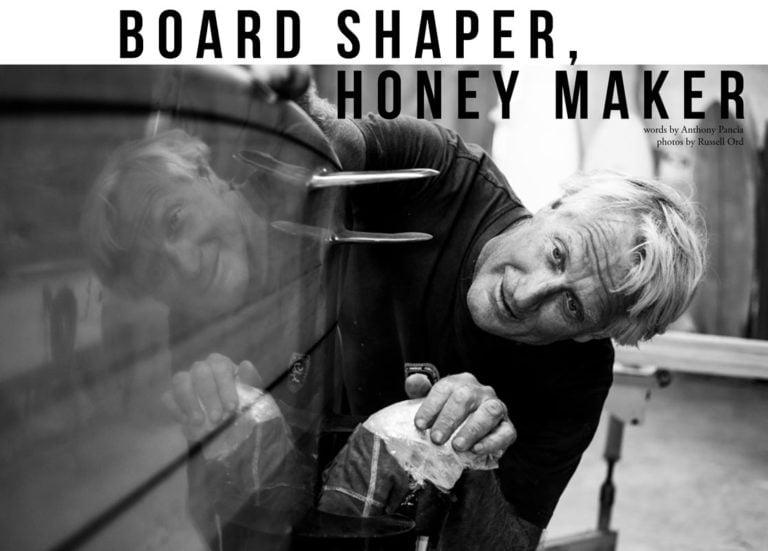 Gary Bennett | Board Shaper | Honey Maker   Elements Journal Fine Art