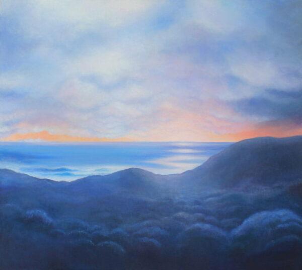 Dariya Gratte Twilight Painting