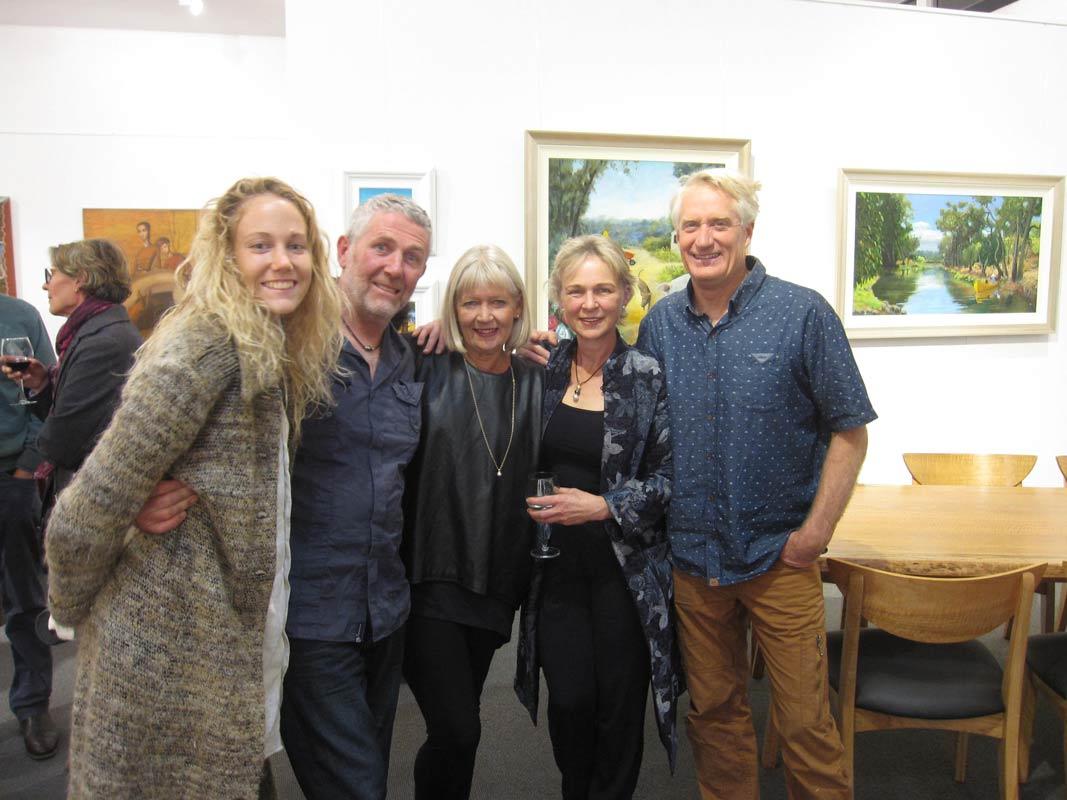 Helen Norton Exhibition Opening Night 7