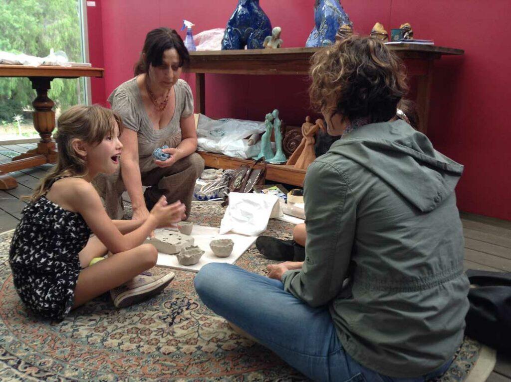 Lauren Rudd Clay Play Project 2