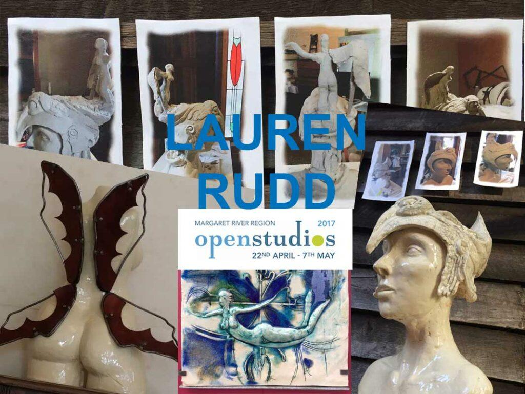 Lauren Rudd Artist Studio   MRROS Fine Art