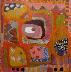 Yolande Barker   At The Centre Is Us Fine Art
