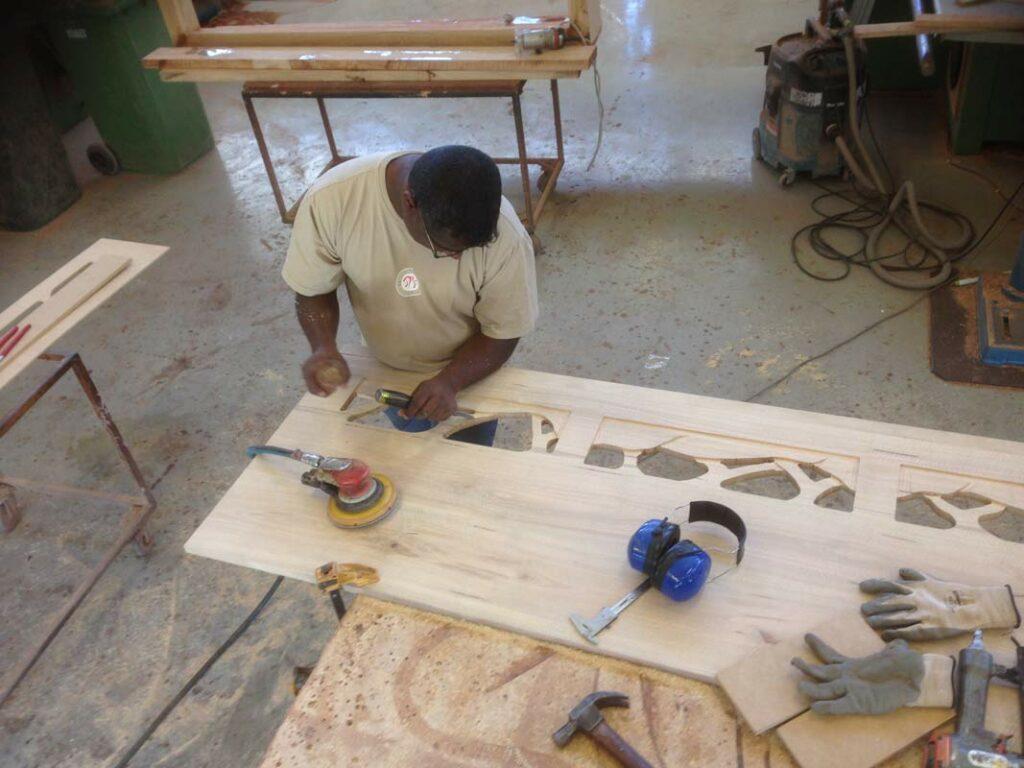 Filigree Designer Bed   In The Making Fine Art