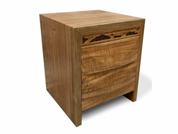 Filigree Design Bedside Cabinet
