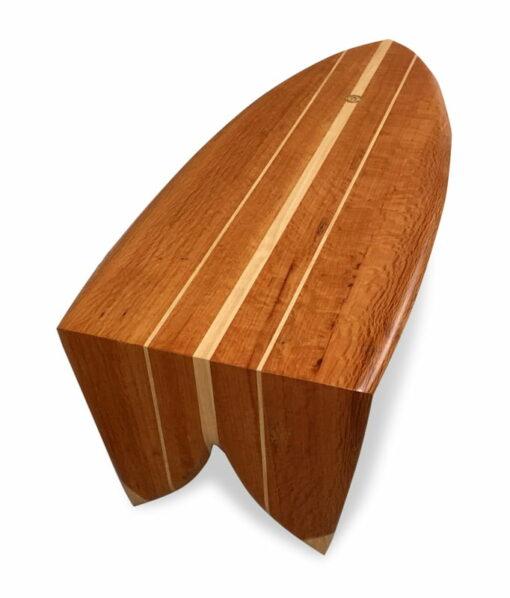 Fish Surfboard Coffee Table Sheoak Top