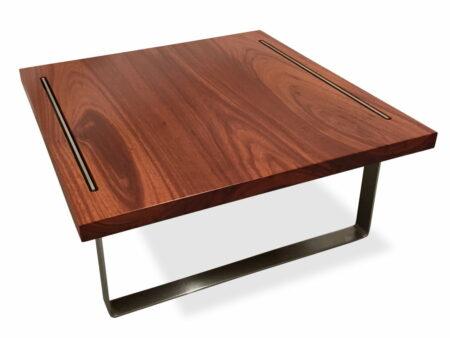 Reef Square Coffee Table Jarrah Timber