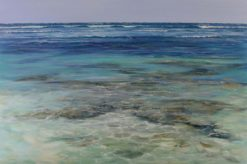 Ann Steer   Reef Break at Gnarloo Fine Art