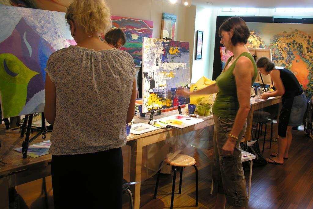 Astrid Dahl Masterclass Workshop 1