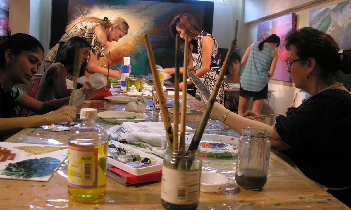 Astrid Dahl Masterclass Workshop 2