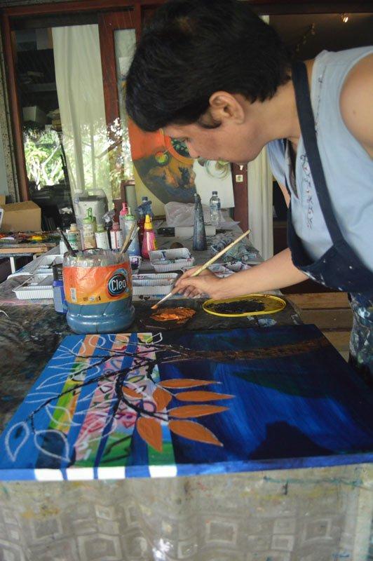 Astrid Dahl Masterclass Workshop 5